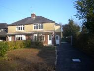 New Road semi detached house to rent