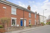 3 bed Terraced house in Greatbridge Road, Romsey...