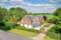 Detached property in Highwood Lane, Romsey...