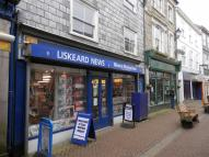 property for sale in Liskeard News, 8, Fore Street, Liskeard