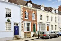 Terraced property in High Street, Warwick
