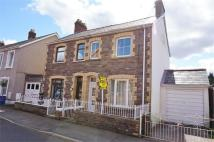 semi detached property in Woodland Road...