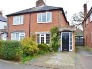 semi detached property to rent in Seven Arches Road...