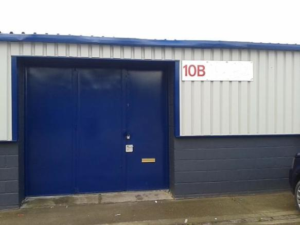Light Industrial To Rent In Unit 10b Southwick Industrial
