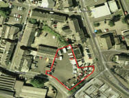 property for sale in Development Site, Spring Gardens/Grange Lane, Accrington, BB5 2BJ