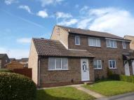 Crowberry Drive semi detached property to rent