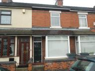 Terraced home in Louise Street, Burslem