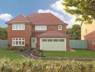 4 bed new home in Whitehill Meadows...