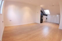 Studio apartment in Bruce Castle Road...