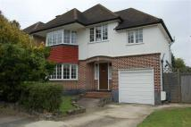 Detached house in Kinch Grove, Wembley...