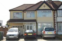 Ashley Gardens semi detached property for sale