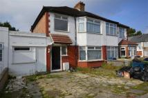 semi detached house to rent in Frances Road, Harrow...
