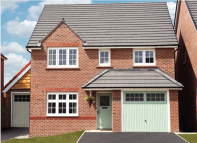 4 bedroom new home in Thorpe Meadows...