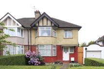 Hendon Way house
