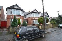 property to rent in Thorncliffe Road, Nottingham, NG3 5BQ