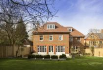 8 bedroom Detached house for sale in Grange Road, Kenwood...