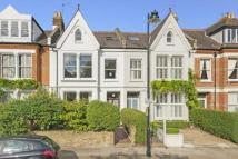 Terraced house in Ashmount Road...