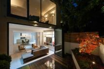 Terraced house in King Henrys Road...