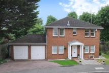 Detached house in Rawlins Close, Finchley...