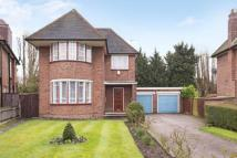 Detached home in Connaught Drive...