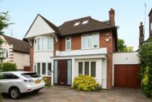 Detached house for sale in Hendon Lane, Finchley...