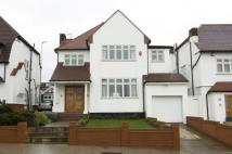 Detached house for sale in Fitzalan Road, Finchley...