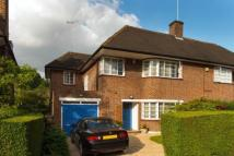 4 bedroom semi detached property in Litchfield Way...