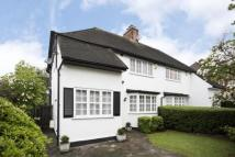 semi detached home in Hill Rise...