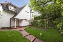 semi detached property in Temple Fortune Lane...