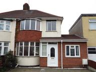 3 bedroom semi detached home to rent in Probert Road, Oxley...