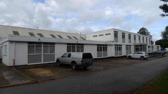 Heavy industrial to rent in entech house london road for Tech house london