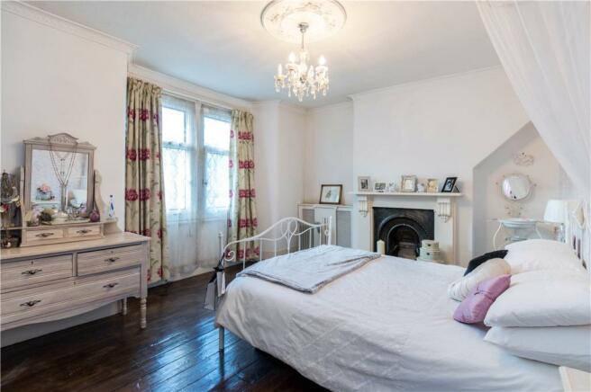 Highbury: Bedroom