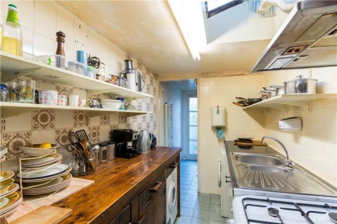 Highbury: Kitchen