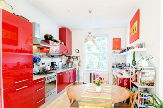 Islington: Kitchen