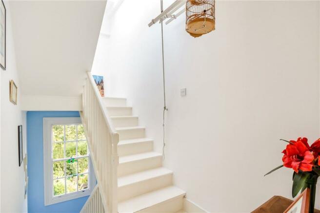 Islington: Stairway
