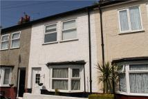2 bed Terraced house in SEYMOUR ROAD, NORTHFLEET...