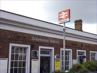 Gravesend Train