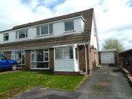 property to rent in 13 Pendre Gardens, Brecon, Powys. LD3 9EP