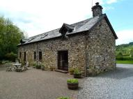 property for sale in Pen Y Wingon Fach, Trecastle, Brecon, Powys. LD3 8UR