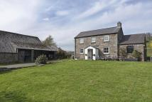 Detached property in Fro Farm, Brecon Road...
