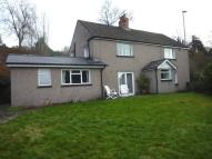 Detached home in Hillcrest, Bwlch, Brecon...
