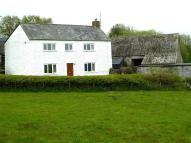 property for sale in Beiliau Gleision Farmhouse, Trecastle, Brecon, Powys. LD3 8UY