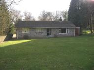 Detached Bungalow to rent in Underhill Farm...