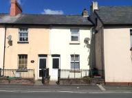 property for sale in 33 Orchard Street, Brecon, Powys. LD3 8AW
