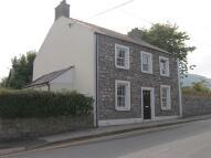 Detached house in Pen-Y-Pound Llangattock...