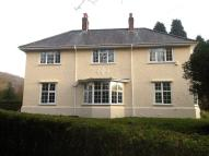 Detached property in The Vicarage Heol Tawe...