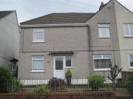 semi detached property for sale in 16 Lluest ...