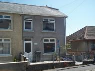 2 bedroom semi detached home for sale in Derlwyn School Road...
