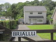 Detached house in Briallu Caerbont...