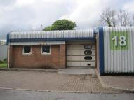 property to rent in Unit 18 Ynyscedwyn Industrial Park, Ystradgynlais, Swansea. SA9 1BS